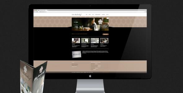 Website in stijl
