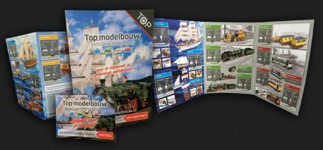 3-luik brochure