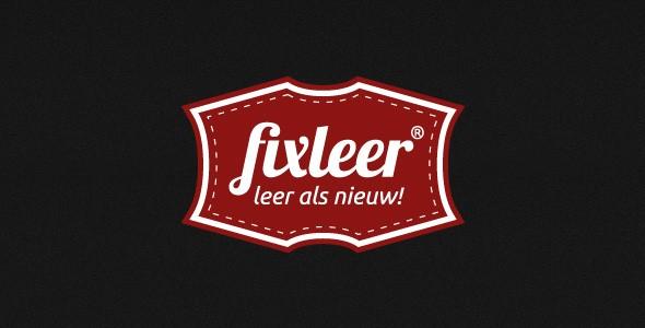 Fixleer corporate branding