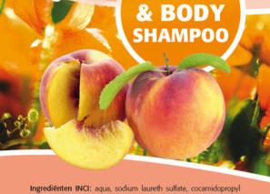 Shampoo etiket