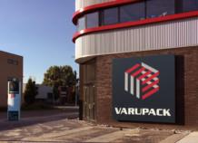 Gevelreclame Varupack