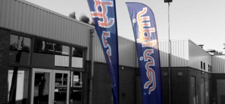 Vlag en doek